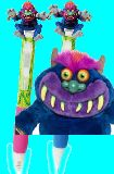 子供服 ◆♪$※99ARF ★[My Pet Monster/マイペットモンスター] シャープ・ボールパン