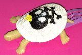 子供服 ※99RF★首ふり 亀ちゃん  ヘアピン ドクロ