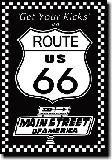 子供服 RA 「ROUTE66」 ルート66 ポスター