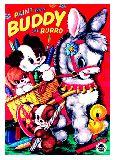 子供服 ※88ffRA※ ★ポスター★ ロバちゃん BUDDY THE BURRO