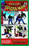 子供服 ♪※88RfA★スパイダーマン★【Spider-Man】ポスター 分割