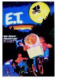 子供服 ▽♪ 88mRAF※ ★★ポスター★ E・T 自転車