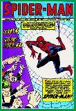 子供服 ♪※88RAF★スパイダーマン【Spider-Man】 ポスター 指差し