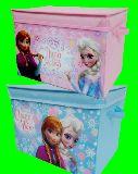 子供服 $※99ARFN ★アナと雪の女王★おもちゃ箱/収納BOX/ケース
