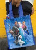 子供服 $※RF99NA ★アナと雪の女王★不織布 バッグ