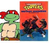 子供服 ※88RAF ★タートルズ★【Turtles】  ポスター