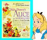 子供服 ※88RAF その2★ポスター★不思議の国のアリス Alice in Wonderland)