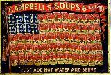 子供服 ※AR88F ★ポスター ★キャンベル♪ Campbell's  スープ缶