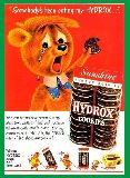 子供服 ◆◆◆F88RA ★HYDROX COOKIES【クッキー】ポスター クマ