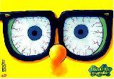 子供服 ※R88A ★ポスター ★ スポンジ ボブ★ メガネ  Sponge Bob