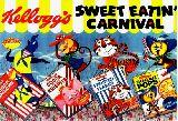 子供服 ♪※88FRA※ ★ケロッグの仲間たち のポスター 「カーニバル」