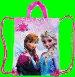 子供服 ※99NFRA ★アナと雪の女王★ナップサック お着替え袋