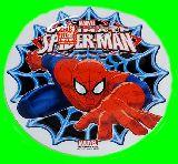 子供服 ♪$99RFA ★割れない素材★スパイダーマン★メラミンプレート お皿 ヒーロー