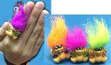 子供服 ※99RAF★トロール人形★大人用フリーサイズ指輪