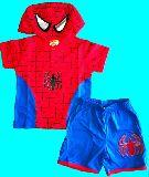 子供服 $FR♪A★スパイダーマン★上下セット