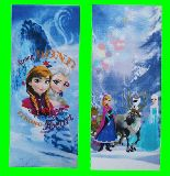 子供服 $▲A88RF★アナと雪の女王★フェイスタオル