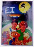 子供服 ▽♪※88モRAF※ ★★ポスター★ E・T フレンズ