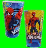 子供服 ♪$A99FR ★スパイダーマン トールタンブラー コップ