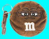 子供服 RF88★M&M's カラビナ付き コインケース 腰に付けたり、バッグに付けたり