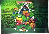 子供服 ♪88mARF  ★★タートルズ★【Turtles】  ポスター
