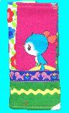 子供服 $FT99★昭和レトロ★:キーケース スズメちゃん