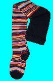 子供服 ★RF ボーダータイツ・ 80cm ネイビー系 110・120・130cm