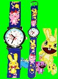 子供服 $AA99RF★★ハッピーツリーフレンズ★ 腕時計 ブルー