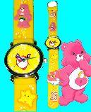 子供服 ♪$※99AARF※ ★ケアベア 腕時計 子供から大人まで使えます