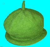 子供服 ●A$ 枝豆みたい・・・帽子 56cm