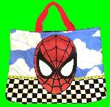 子供服 ♪99T★スパイダーマン★ レッスンバッグ