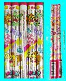 子供服 ◆A$かわE〜♪ アニマル柄 赤鉛筆 3本セット★ポップン ジャム フレンド