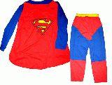 子供服 $※★88A★スーパーマンになれるよ 上下セット:・110・120cm