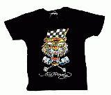 子供服 ●$88ARF★ ★エドハーディ★トラ☆ Tシャツ 120・130cm