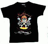 子供服 ●$RFA99★エドハーディー:ドクロ☆ Tシャツ ・120・130cm