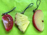 子供服 $88ARF★ちょ〜〜リアル!フルーツ&お野菜ストラップ食品サンプル好きへ