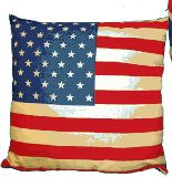 子供服 ◆●RF88A ★星条旗:アメリカ★ クッション