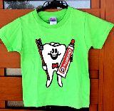 子供服 88ARF★歯みがき君★:Tシャツ 110cm