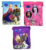 子供服 $※88A ★アナと雪の女王★ 巾着袋
