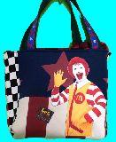 子供服 ◆◆◆MA★500mlのペットボトルもスッポリ♪★保冷できるランチバッグ★マクドナルド