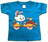 子供服 88★ゴーカート:うさちゃん Tシャツ 100cm
