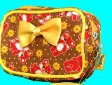 子供服 88ARF★ムッチの リボン付きポーチ ムチキュマ