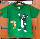 子供服 88RFA★トム&ジェリー Tシャツ 100cm