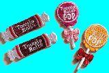 子供服 $★RF99A★ キャンディ:スイーツのアイロンワッペン