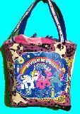 子供服 ◆99AMTF★500mlのペットボトルもスッポリ♪★保冷できるランチバッグ★マイリトルポニー