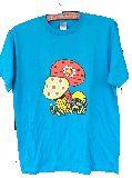 子供服 99RFA★きのこ★:Tシャツ レディースLサイズ
