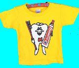 子供服 88ARF★歯みがき君★:Tシャツ 100cm