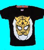 子供服 A99RF★プロレス タイガーマスク Tシャツ 100cm