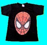 子供服 ♪99RAF★スパイダーマン★Tシャツ 120cm