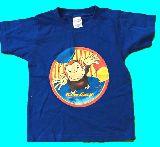 子供服 ♪88RFA★おさるのジョージ Tシャツ 110cm