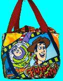 子供服 ◆99MAT★500mlのペットボトルもスッポリ♪★保冷できるランチバッグ★トイストーリー